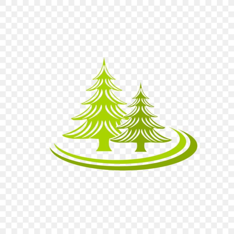 Tree Logo Spruce Fir, PNG, 820x820px, Tree, Christmas.