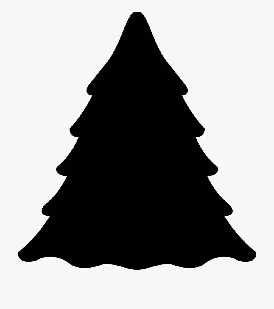 Evergreen Tree Png.