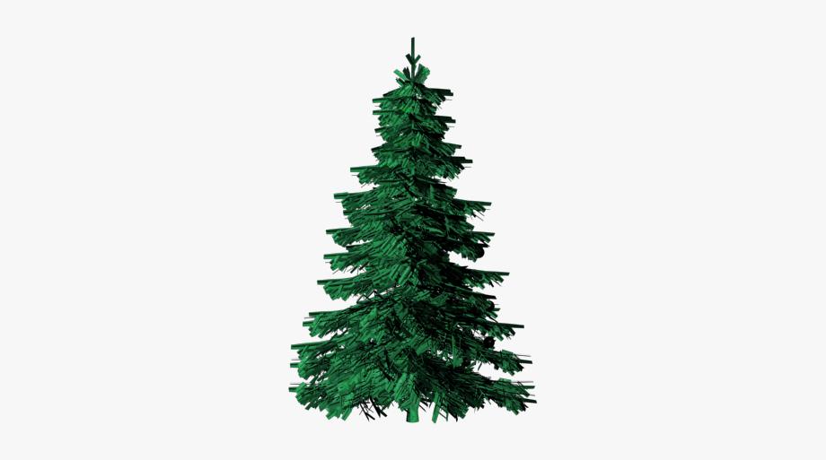 Tree Clipart Evergreen.