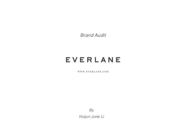 Everlane.