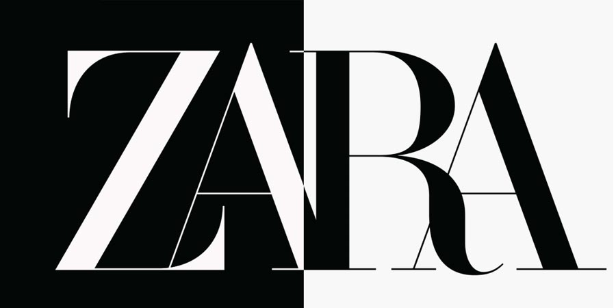 Zara\'s new logo may be the future of branding, love it or.