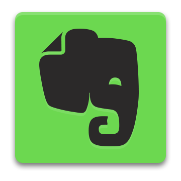 Evernote icon.