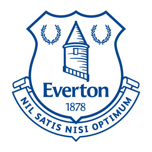 Download Everton Football Club brand logo in vector format.