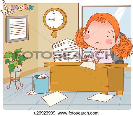 Stock Illustration of Girl, Child, kids, kid, children, Company.