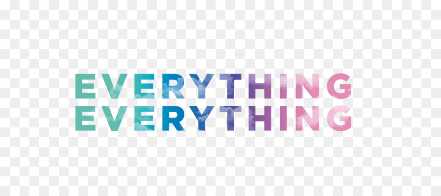 Everything Everything Text png download.