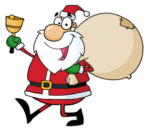Free Santa Claus Clip Art Image.