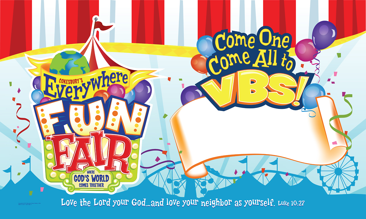 Everywhere Fun Fair Clipart.