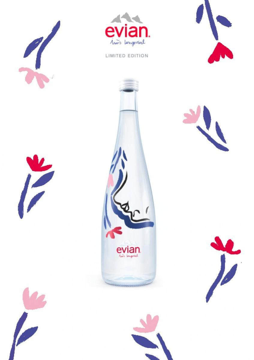 Evian.