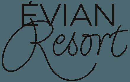 Evian Logo.