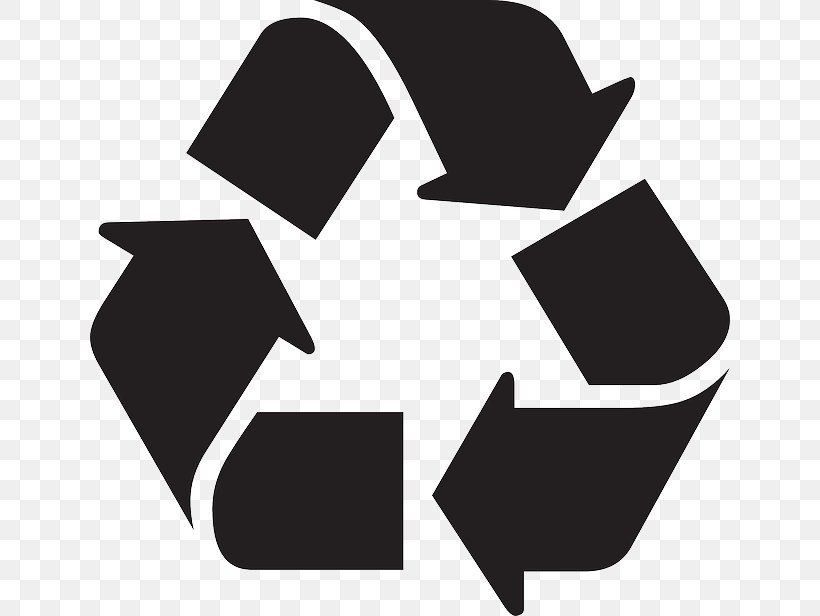 Recycling Symbol Vector Graphics Recycling Bin Paper, PNG.