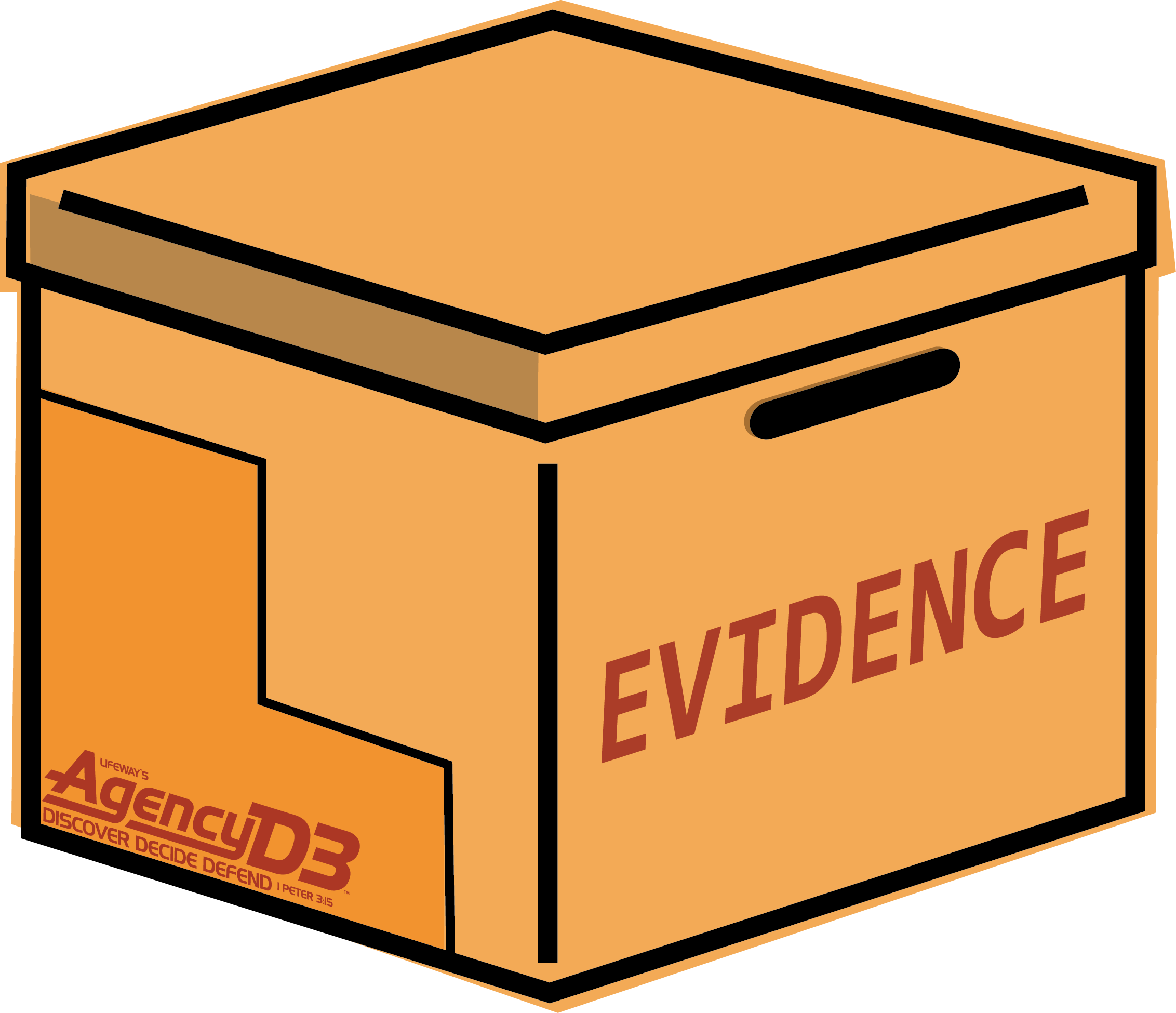 Evidence Clipart.