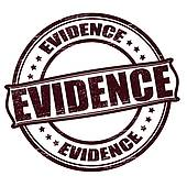 Evidence Clip Art.