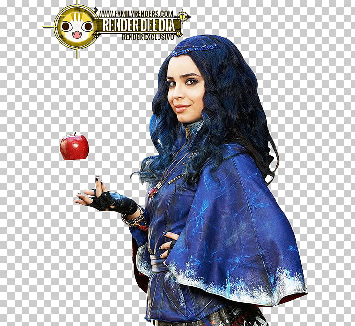 Sofia Carson Descendants Evie Evil Queen, los descendientes.