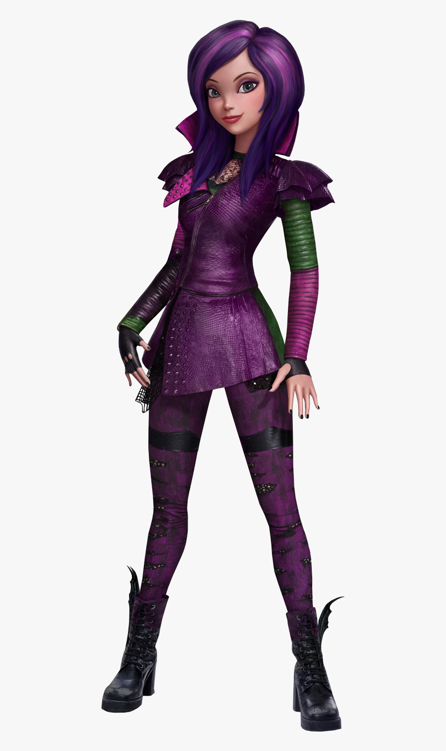 Descendants Evie Png.