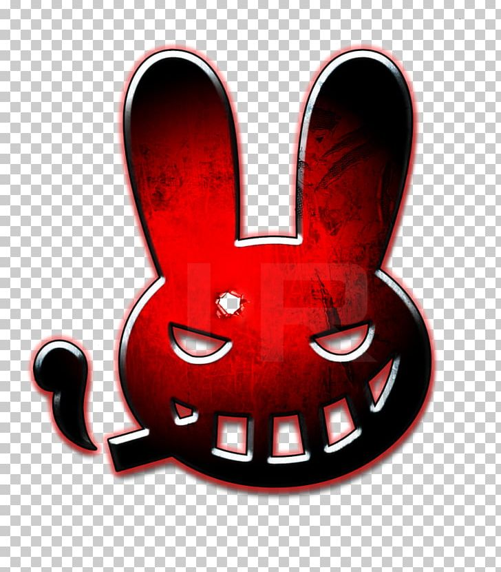 Easter Bunny Rabbit Evil Desktop PNG, Clipart, Animal.