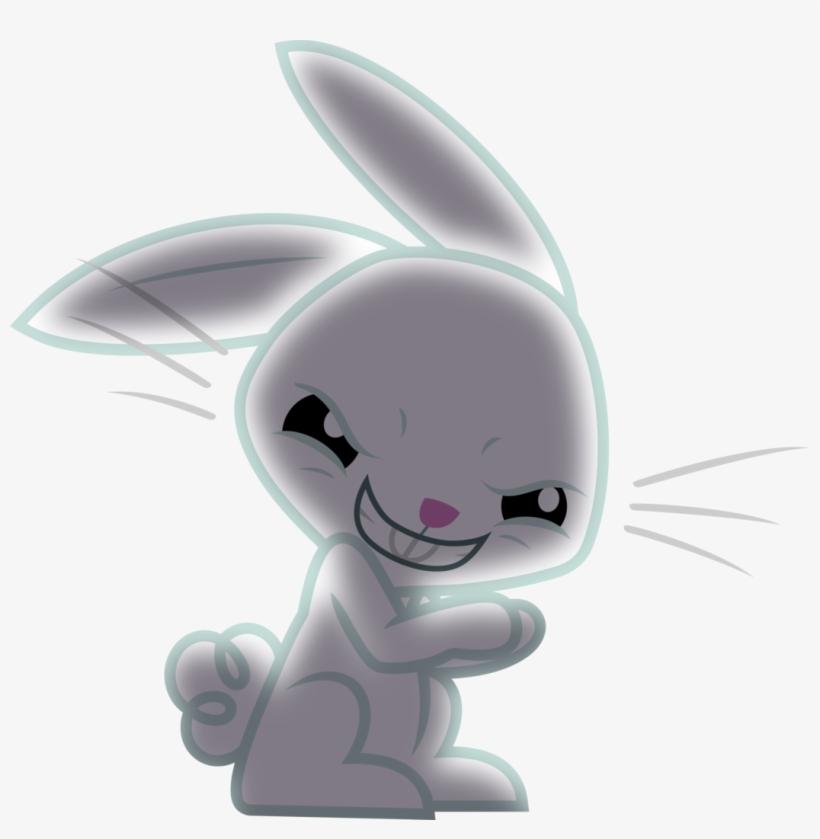 Evil Rabbit Png Banner Library Download.