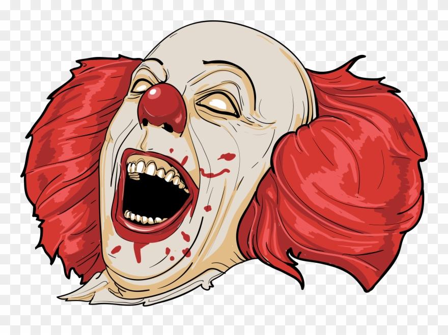 Clown Clipart Mouth.