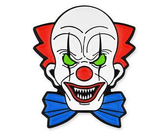 Clown Image.