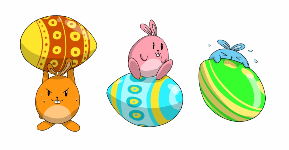 Easter Bunny Png High.