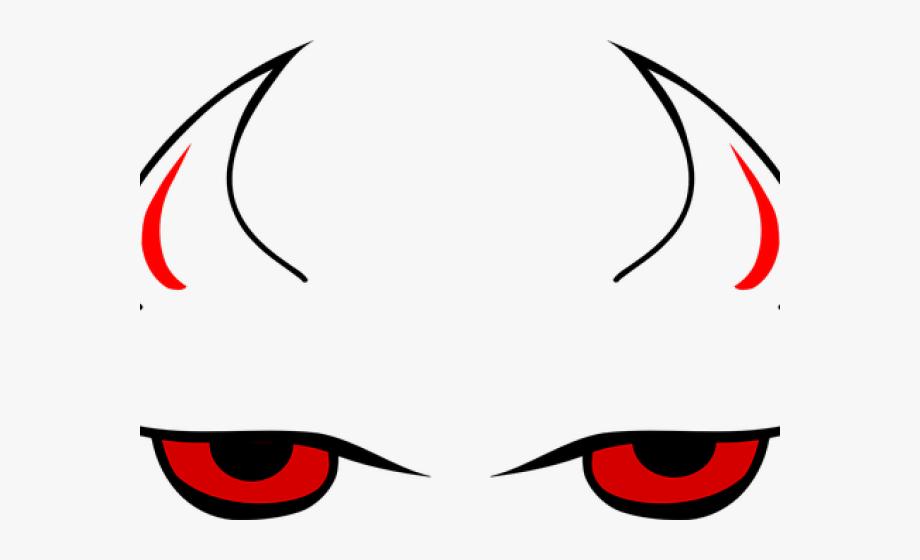 Horns Clipart Evil Eye.
