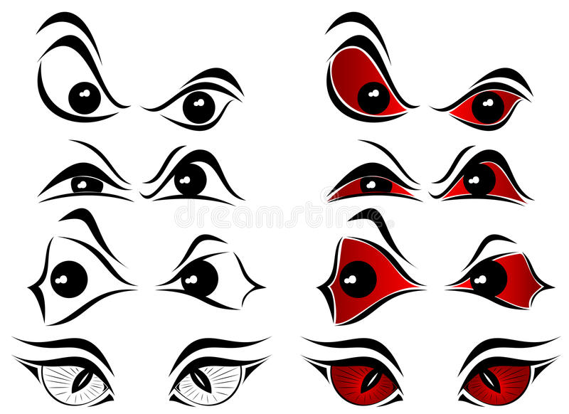 Evil eyes clipart 7 » Clipart Station.