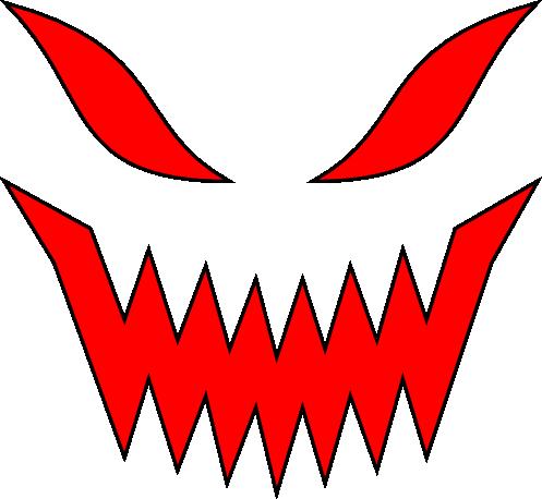 Evil Face Cutie Mark By Kinnichi  #29099.