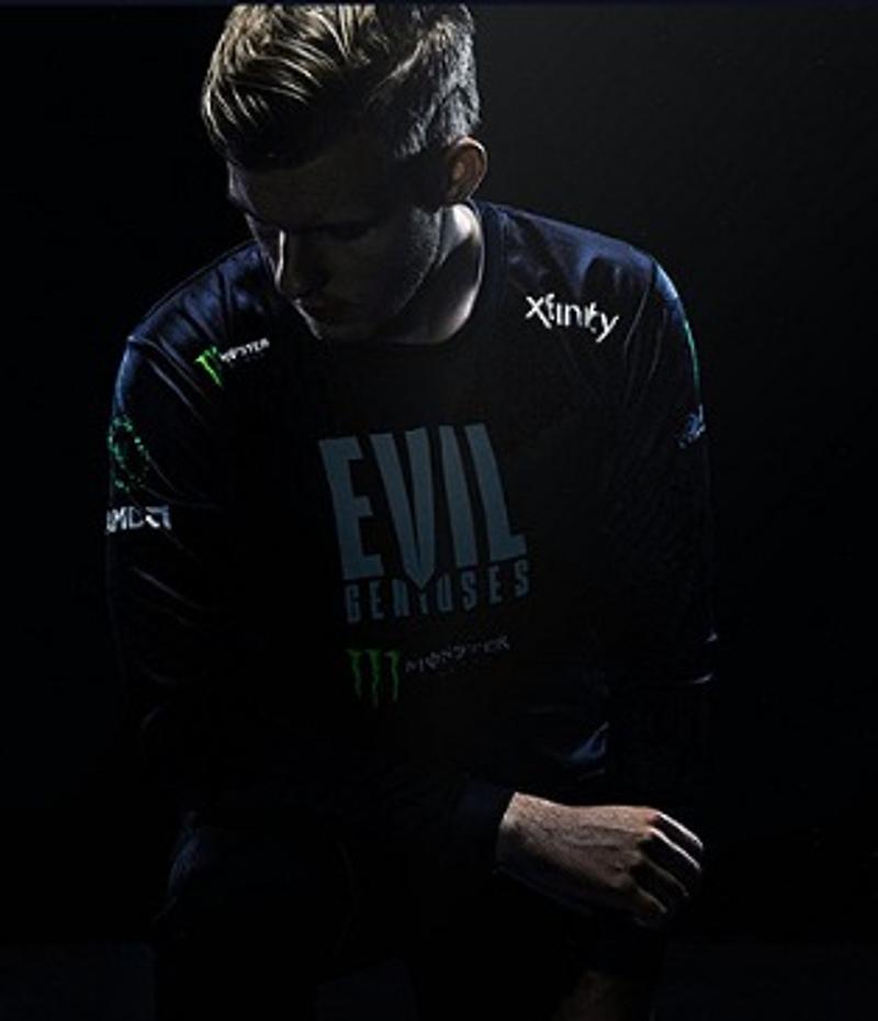 Evil Geniuses debut new logo as part of big esports.