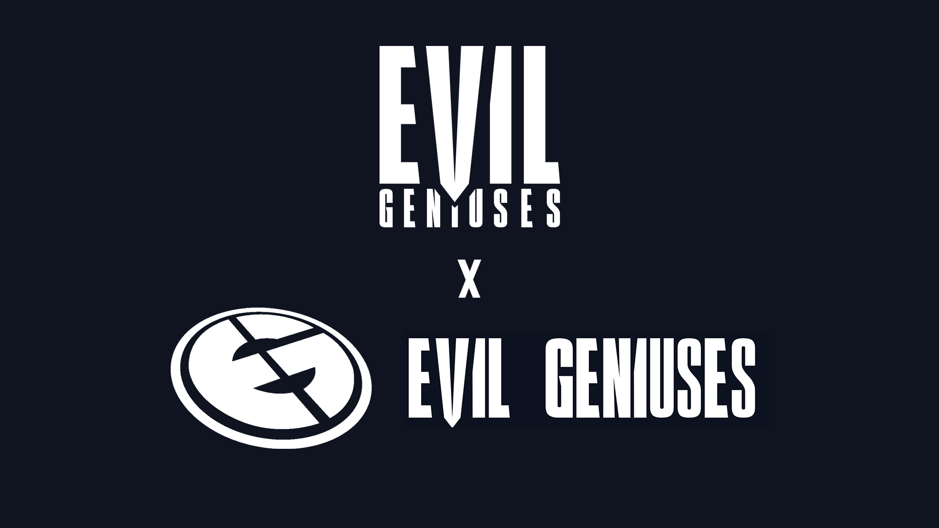 EG\'s new logo VS. what they should have done..In my.