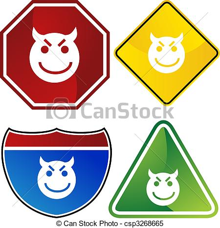 Evil grin Vector Clipart Illustrations. 951 Evil grin clip art.