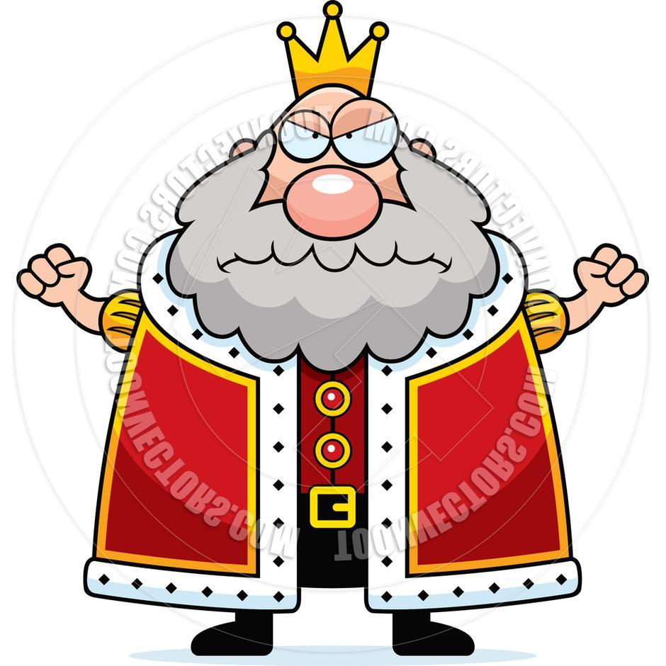 Evil King Clipart.