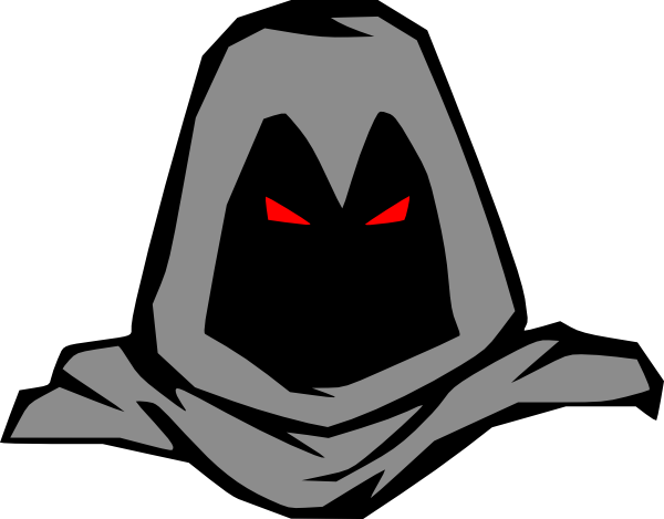 Evil Man Clipart.