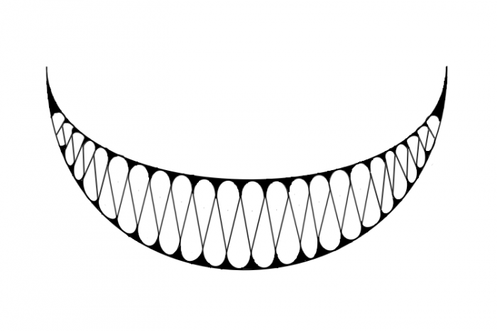 Evil Mouth Png Vector, Clipart, PSD.
