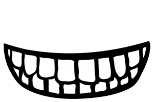 Evil mouth clipart 1 » Clipart Portal.