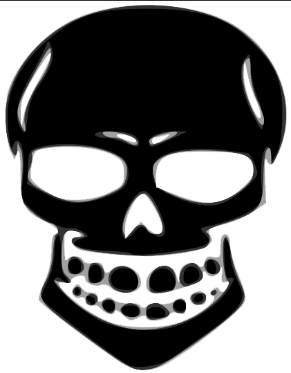 Evil PNG Picture.