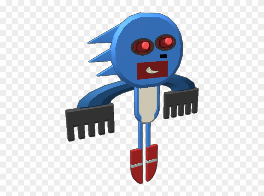 A Evil Robot Made By Mr Egg.
