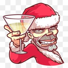 Bad Santa PNG and Bad Santa Transparent Clipart Free Download..