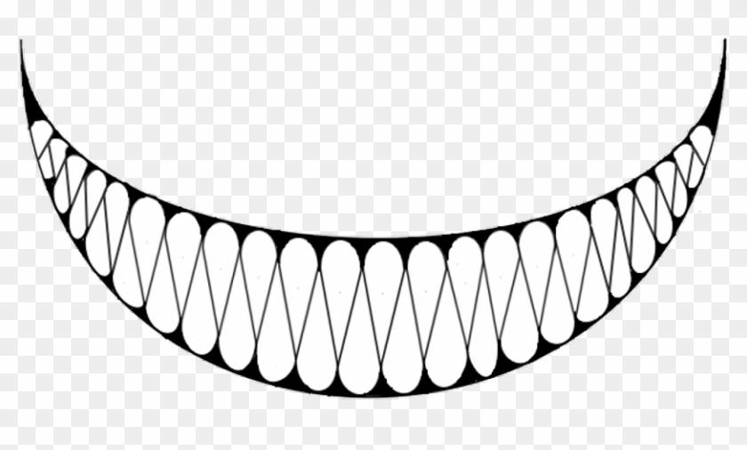 evil #smile #freetoedit.