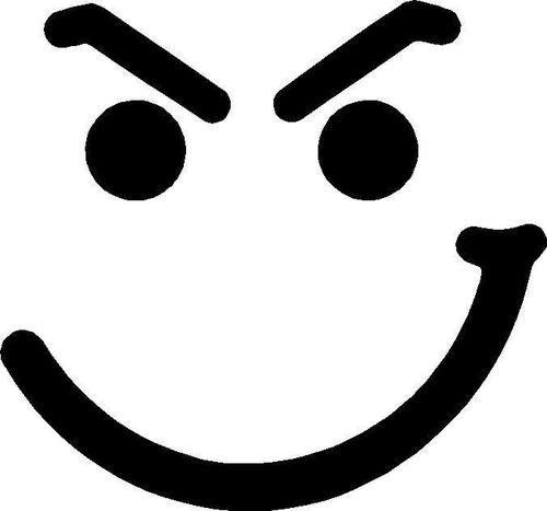 Evil smile clipart » Clipart Portal.