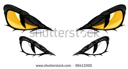 Evil Eye Stock Images, Royalty.