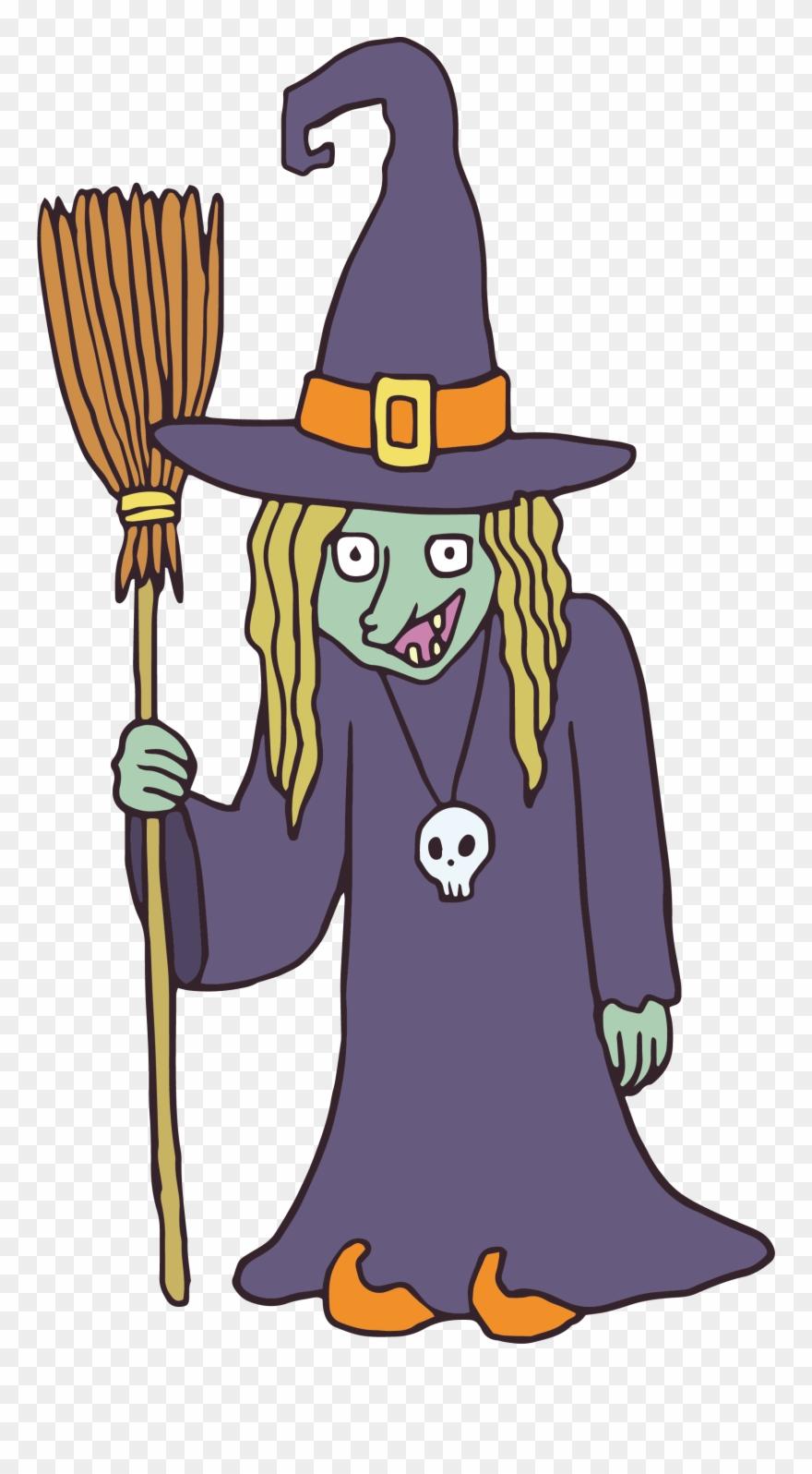 Sorceress Clipart Evil Wizard.