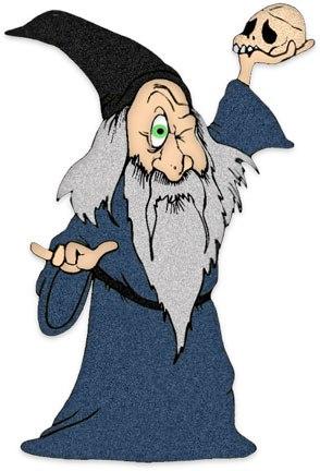 Evil wizard clipart 1 » Clipart Portal.