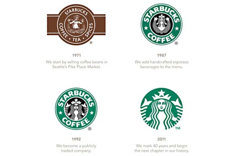 Starbucks logo change: No name. More mermaid. Will it sell.