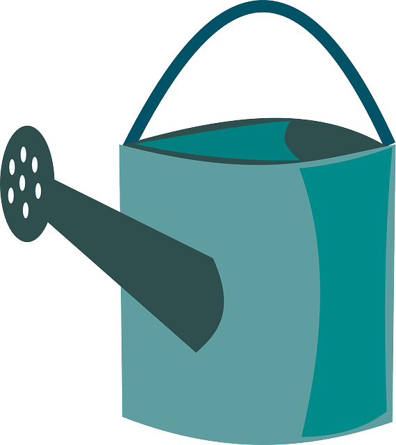 Free vector graphic: Watering Can, Watering, Can, Ewer.