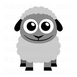 1000+ images about cartoon sheep on Pinterest.