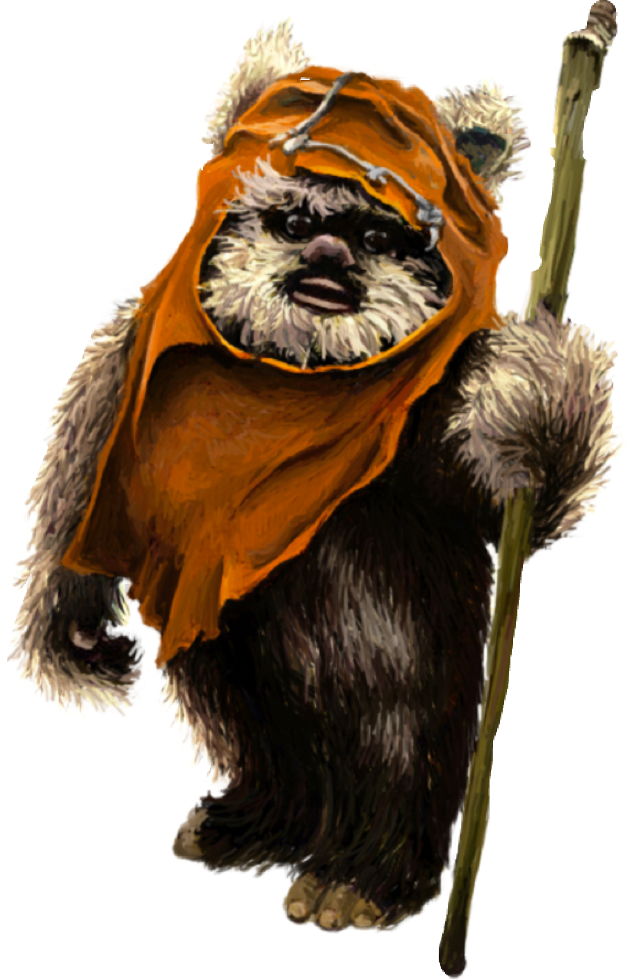 Ewok Clipart (88+ images in Collection) Page 2.