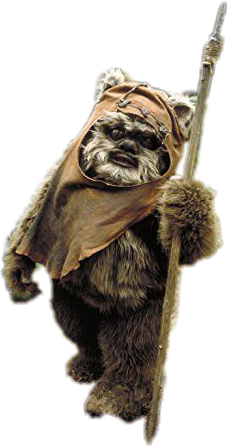 Ewok Png (105+ images in Collection) Page 3.
