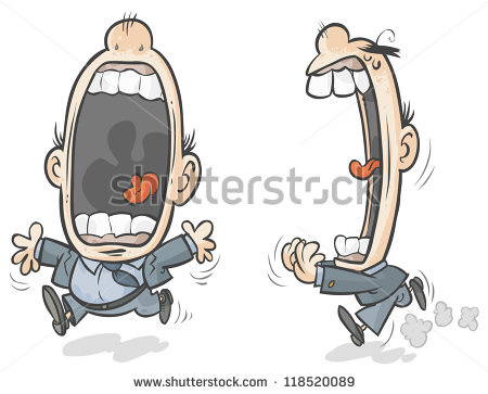 Exaggerated Stock Vectors, Images & Vector Art.