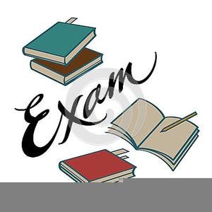 Free Exam Clipart.