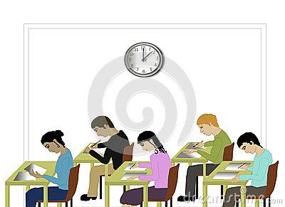 Examination Clip Art.