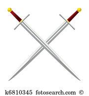 Excalibur Clip Art EPS Images. 59 excalibur clipart vector.